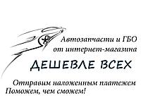 Коврики  LANOS салона резиновые Дубно (передние) (Украина)