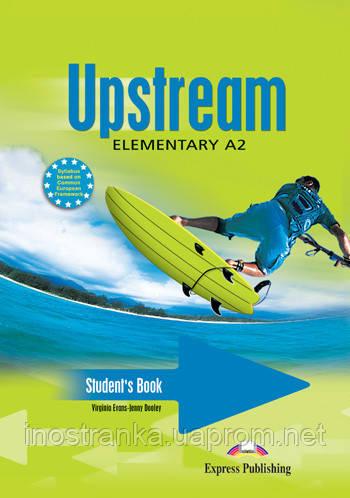531728937f9d Upstream Elementary A2 . Student s Book., цена 245 грн., купить в ...