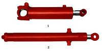 Гидроцилиндр задней навески бульдозера Т-150 КД ХТЗ ГЦ 125/50.250