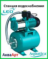 """""""Aquatica"""" Станция водоснабжения центробежная многоступенчатая 4XCm100SAS (однофазный)"""