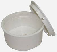 Коробка монтажная для внутренней проводки круглая диам. 120 мм h=50 мм IP30 в бетон  36шт/уп