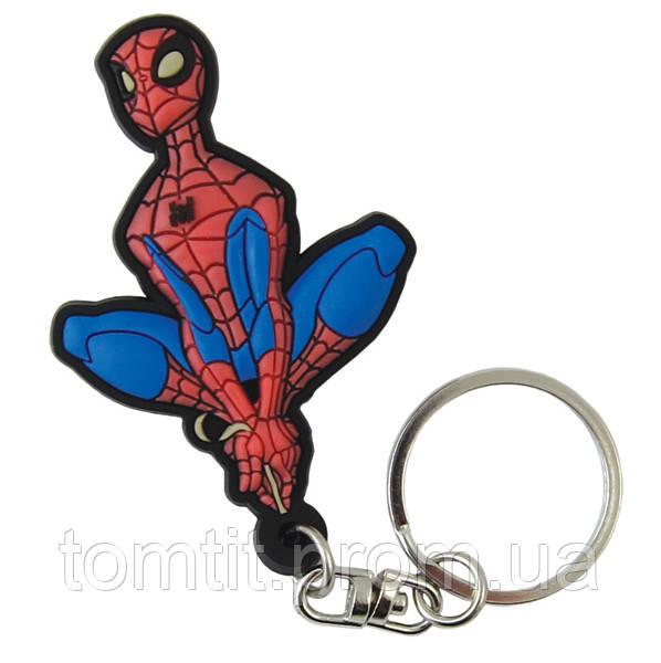 Брелок фигурний Spider-Man - Человек-Паук, ТМ Kite (Кайт)