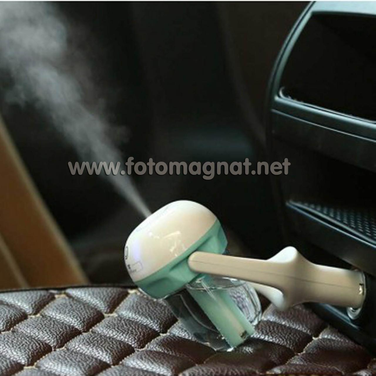 Автомобільний зволожувач - аромалампа COLARIX (іонізатор повітря для автомобіля)