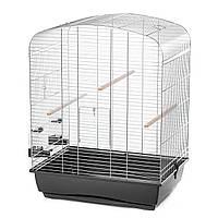 Клетка для птиц Elena Inter-Zoo хром (54x39x71см)