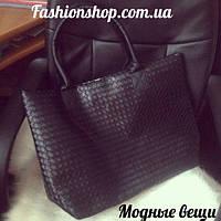 "Плетеная сумка в стиле ""Bottega"", sr19"