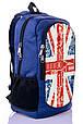 "Детский рюкзак ""Great Britain "" (синий), фото 2"