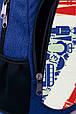 "Детский рюкзак ""Great Britain "" (синий), фото 4"