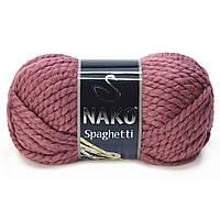 Nako Spaghetti - 327 пыльная роза