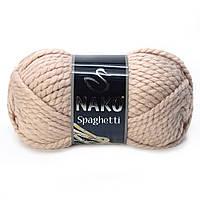 Nako Spaghetti - 10042 карамельный