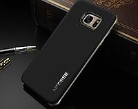 Черный чехол-накладка NKOBEE для Samsung Galaxy S7 Edge , фото 1