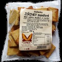 ВЕГА безглютеновое печенье миндальное, 150 гр