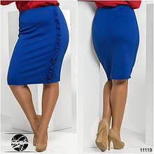 Юбки женские больших размеров