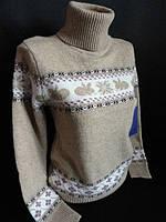 Теплые зимние женские кофты