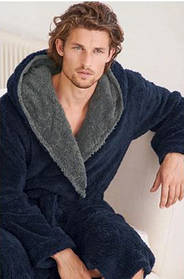 Мужские махровые пушистые халаты(Soft)