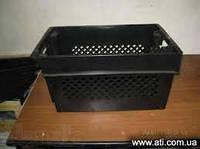 Ящик мясной 390х600х200 пластик