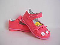 Туфли для девочки р22 ТМ Clibeе, Румыния