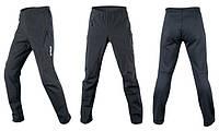 """Зимние непродуваемые флисовые утеплённые вело / спортивные / повседневные брюки Sobike """"Glacier"""" (до -10 °C), фото 1"""