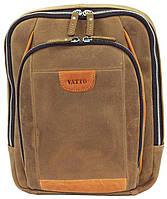 Мужская сумка Mk-47Kr200.190 VATTO кожаная бежевая