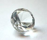 Кристалл хрустальный без подставки белый (2 см)