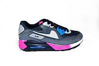 Женские кроссовки Nike Air Max, текстиль, фото 1