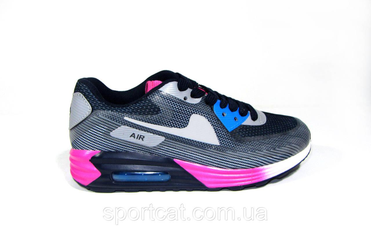 Женские кроссовки Nike Air Max, текстиль