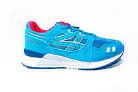 Женские кроссовки BaaS Light Energy, сетка/нубук, голубые, фото 1