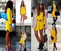 Желтые платья на три способа - откройте для себя интересные наборы