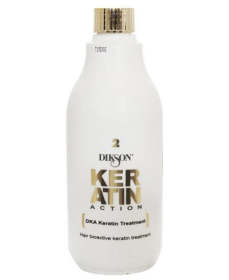 DKA Keratin Treatment Evolution -2- (лечение), 1000 мл