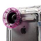 Чехол для дайвинга Seashell SS-i5 для iPhone 5/5S  Purple, фото 3