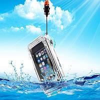 Чехол для дайвинга Seashell SS-i5 для iPhone 5/5S Blue