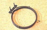 ТЕН 2,9кВт 230В — трёхвитковый ТЭН конвекции (двигателя вентилятора пароконвектомата UNOX) нерж. 8мм, Dп=188мм