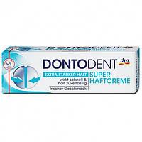 Крем-клей для протезов Dontodent Extra Starker, 40 г
