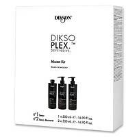 Dikso Plex ( N 1-1 шт; N 2-2 шт ), 500 мл*3 шт