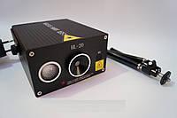 Лазерная установка от сети на штативе с системой охлаждения для проведения праздников HT 20