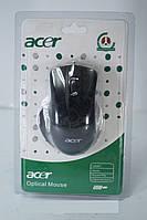 Компьютерная мышь Acer optical, аксессуары для ПК, гаджеты, аудиотехника, все для компьютера, проводная мышь