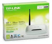 WI-FI роутер (Маршрутизатор) TP-Link TL-WR740ND, роутер TP-Link , маршрутизатор, поддержка шифрования
