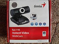 Web камера Genius Eye one, веб камеры, вебки, скрытные, удобные, с микрофоном