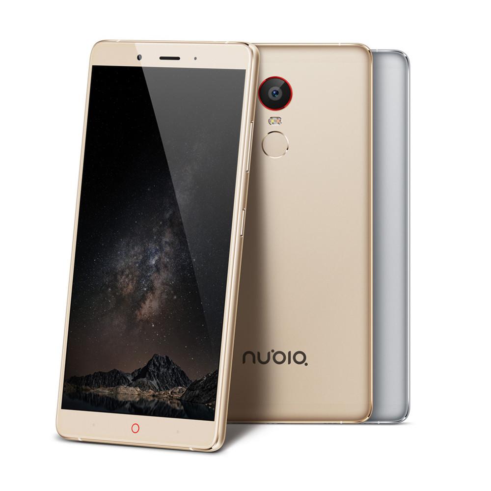 Смартфон ZTE Nubia Z11 Max 3Gb