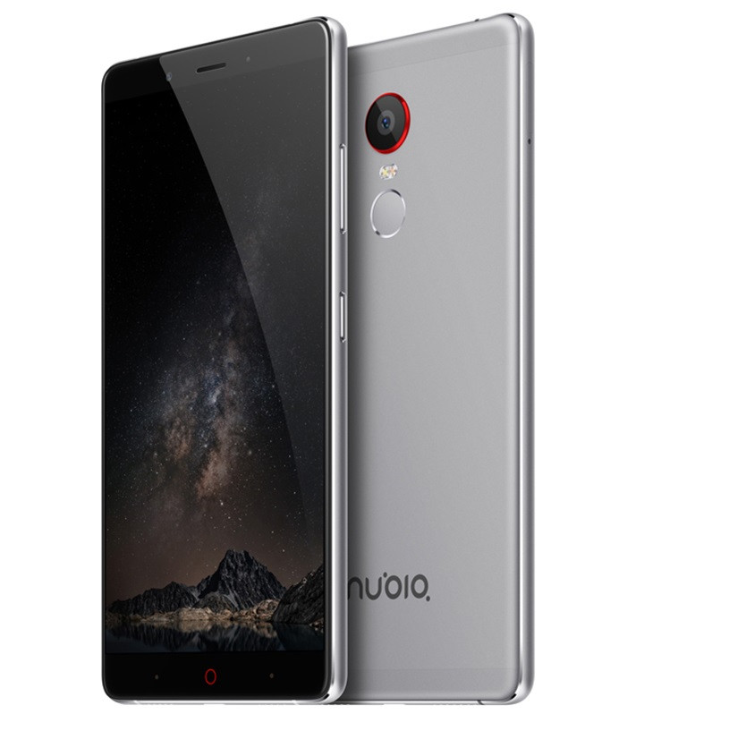 Смартфон ZTE Nubia Z11 Max 4Gb