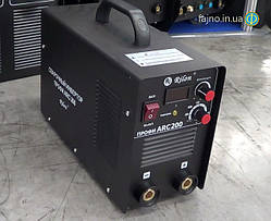 Сварочный инверторный аппарат Rilon ARC 200 Профи -