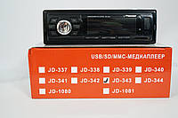 Автомагнитола Pioneer JD-343 USB SD, фото 1