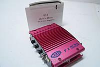 Автомобильный усилитель звука Koag V1 200W, аудиотехника, автомобильный усилитель, электроника, автозвук