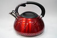 Чайник 3L Giakoma G-3303 для газовых и электрических плит, кухонная техника, товары для кухни, чайники, электр