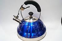 Чайник 3.5L Giakoma G-3301 для газовых и электрических плит, кухонная техника, товары для кухни, чайники