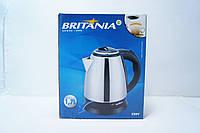 Дисковый чайник Britania 1956, кухонная техника, товары для кухни, чайники, электрочайник