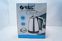 Дисковый чайникc Rbit EK-101, кухонная техника, товары для кухни, чайники, электрочайник