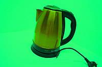 Дисковый чайник Gereenchef KT-18L GREEN, кухонная техника, товары для кухни, чайники, электрочайник