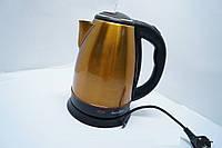 Дисковый чайник Gereenchef KT-18L Gold, кухонная техника, товары для кухни, чайники, электрочайник