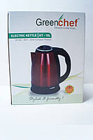 Дисковый чайник Gereenchef KT-18L RED, кухонная техника, товары для кухни, чайники, электрочайник