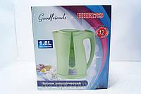 Дисковый чайник GF HHB1-1753, кухонная техника, товары для кухни, чайники, электрочайник